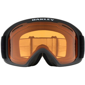 Oakley O-Frame 2.0 Pro XL Sneeuw Goggles Dames, zwart/oranje